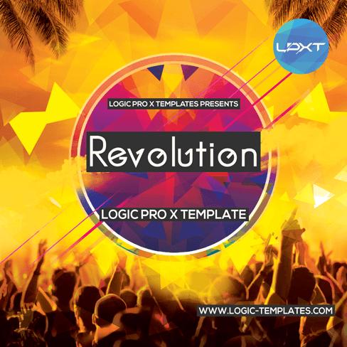 Revolution-Logic-Pro-X-Template