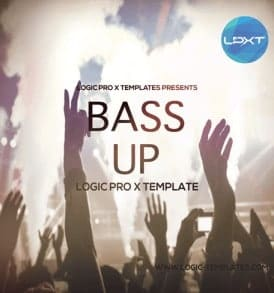 Bass-Up-Logic-X-Template