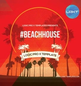 #Beachhouse-Logic-X-Template