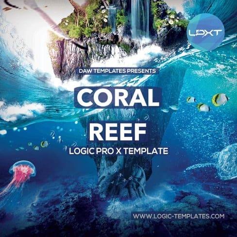 Coral-Reef-Logic-X-Template