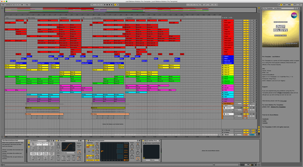 Just-Believe-Ableton-Pro-Template-Project1