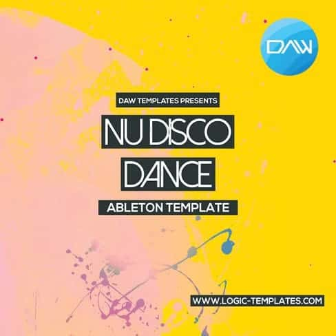 Nu-Disco-Dance-Ableton-Template