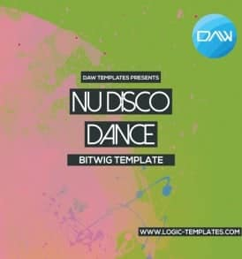 Nu-Disco-Dance-Bitwig-Template
