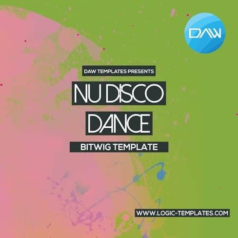 Nu-Disco-Dance-Bitwig-Template