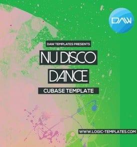Nu-Disco-Dance-Cubase-Template
