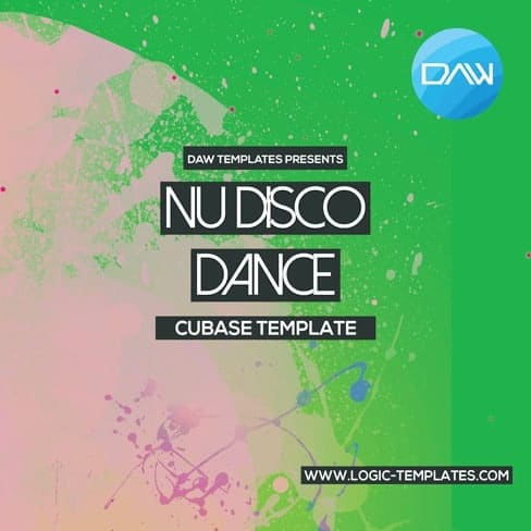 Nu-Disco-Dance-Cubase-Template