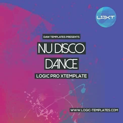 Nu-Disco-Dance-Logic-Pro-Template