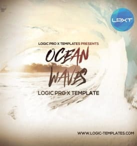 Ocean-Waves-Logic-X-Template