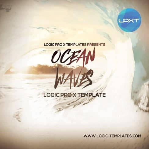 Ocean-Waves-Logic-X-Template
