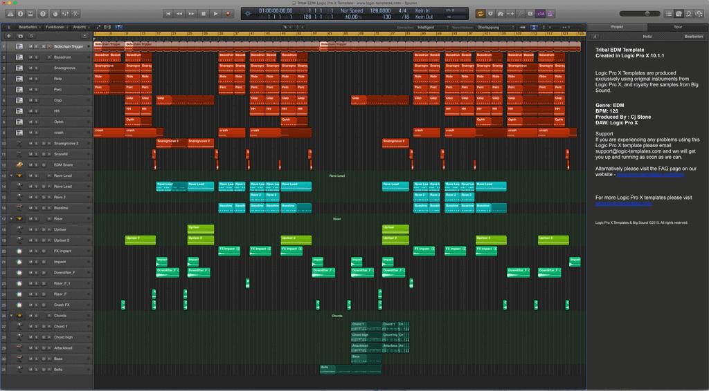Tribal-EDM-Logic-Pro-X-Template