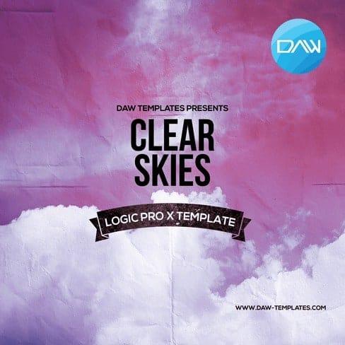 Clear-Skies-Logic-Pro-X-Template