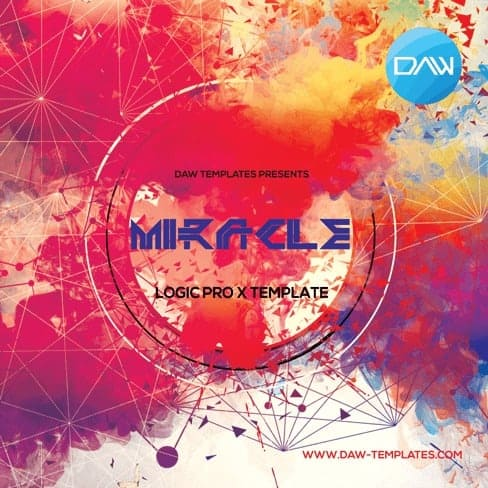 Miracle-Logic-Pro-X-Template