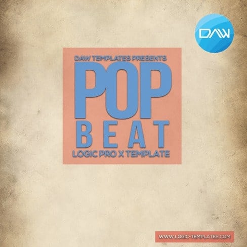 PoP-Beat-Logic-X-Template