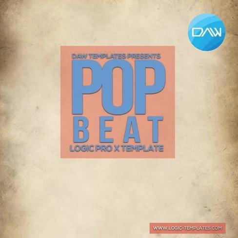 PoP Beat Logic Pro X Template