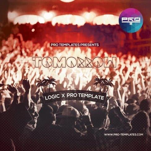 Tomorrow-Logic-X-Pro-Template