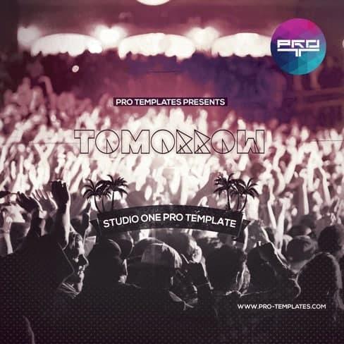 Tomorrow-Studio-One-Pro-Template