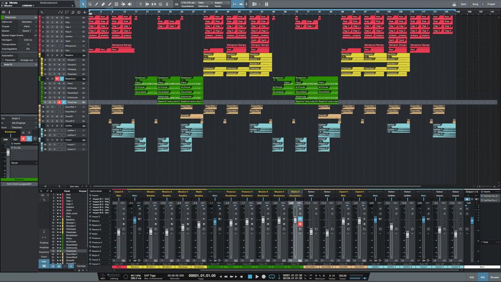 Tomorrow-Studio-One-Pro-Template1