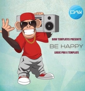 Be-Happy-Logic-Pro-X-Template