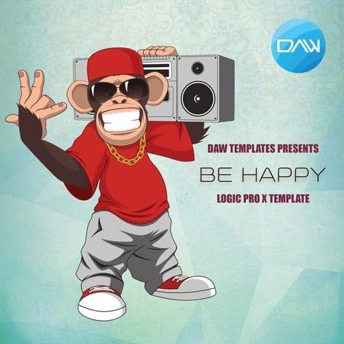 Be-Happy-Logic-Pro-X-Template