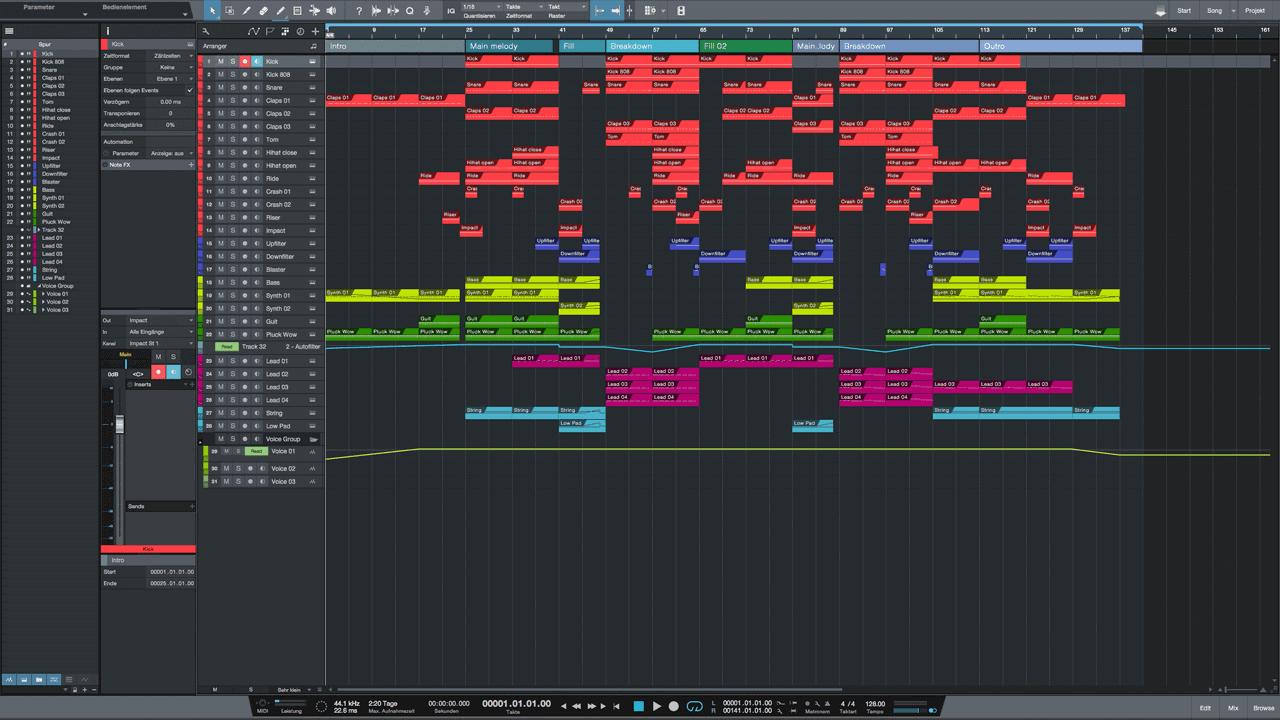 House-Trap-Studio-One-Pro-Template1