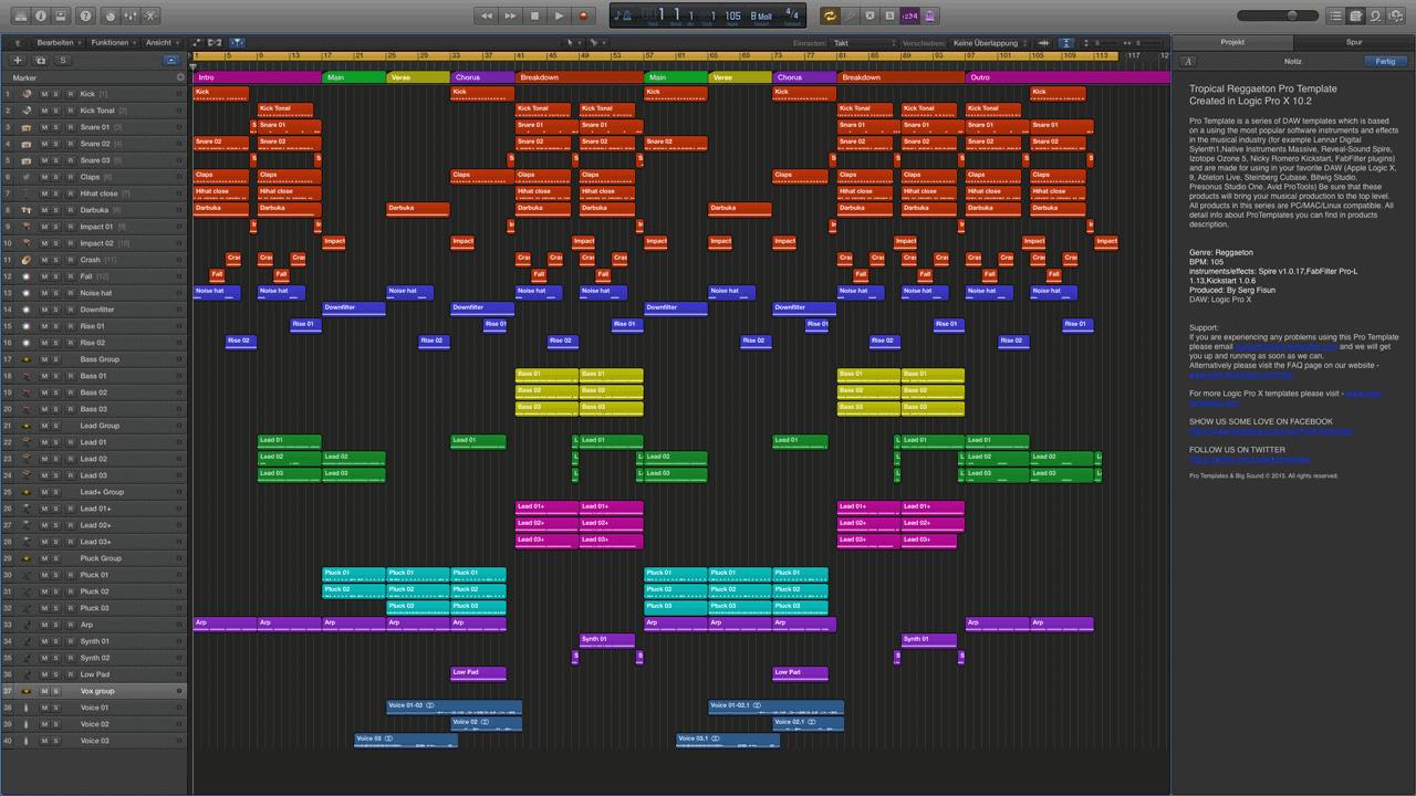 Tropical-Reggaeton-Logic-X-Pro-Template1