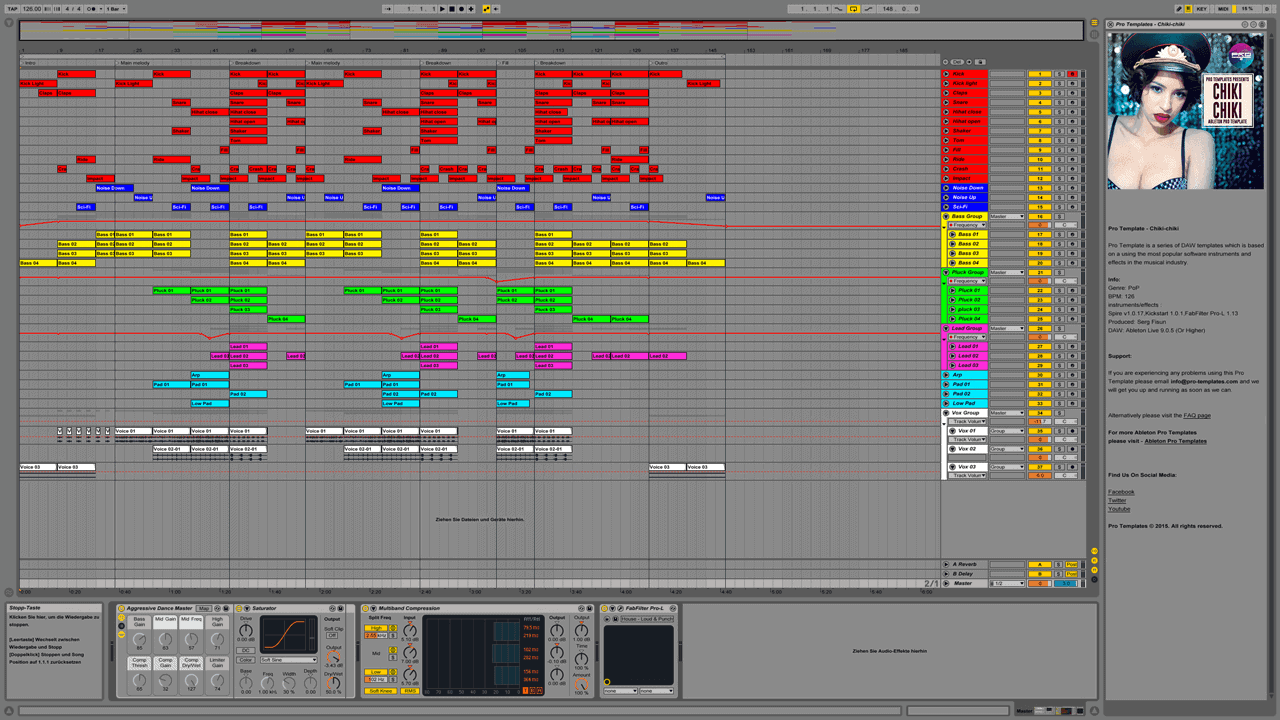 how to add plugins to ableton 1