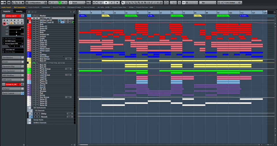 Click-Bass-Cubase-Pro-Template1