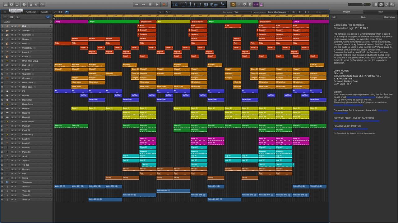 Click-Bass-Logic-X-Pro-Template1