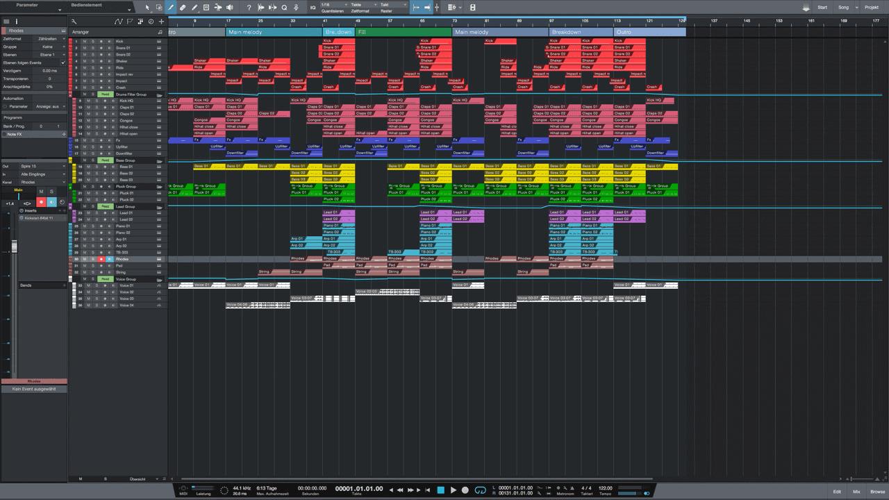 Click-Bass-Studio-One-Pro-Template1