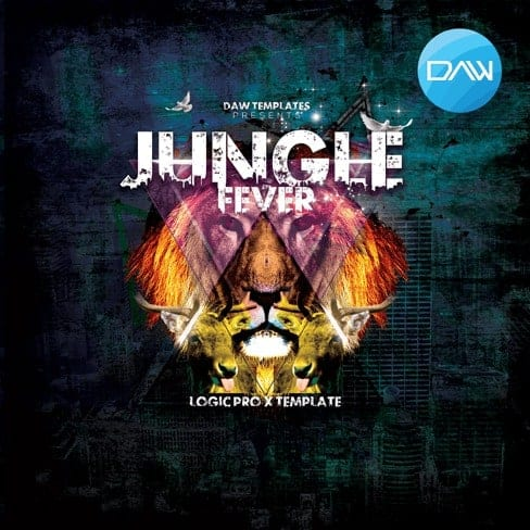 Jungle-Fever-Logic-Pro-X-Template