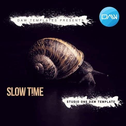 Slow-time-Studio-One-DAW-Template