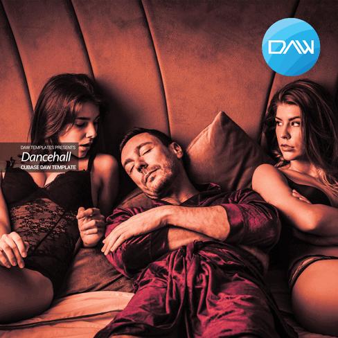 Dancehall-Cubase-DAW-Template
