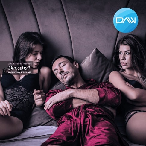 Dancehall-Logic-Pro-X-DAW-Template