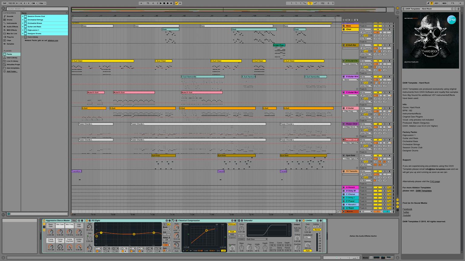 Hard-Rock-Ableton-DAW-Template--Project1