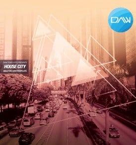 House-City-Ableton-DAW-Template
