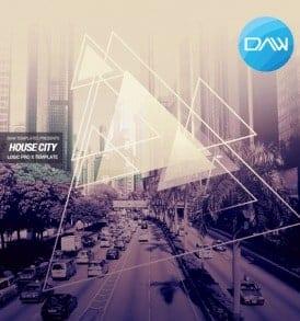 House-City-Logic-Pro-X-Template