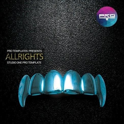 AlLrightS-Studio-One-Pro-Template
