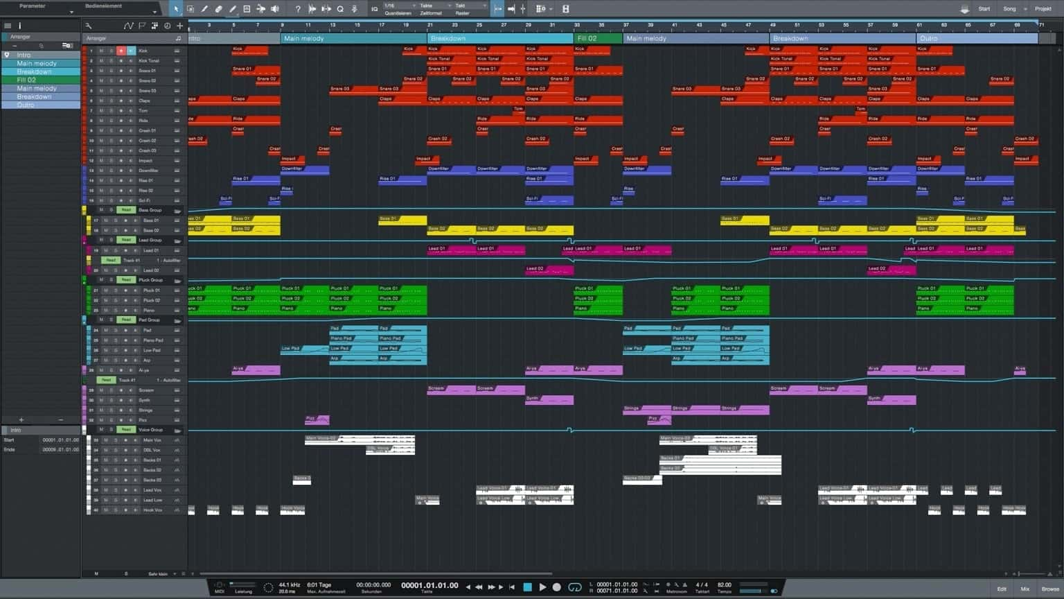Allrights-Studio-One-Pro-Template1