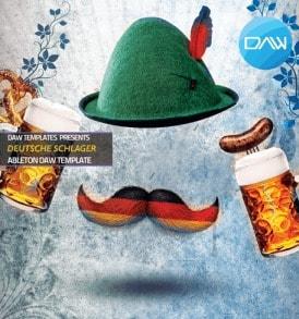 Deutsche-Schlager-Ableton-DAW-Template