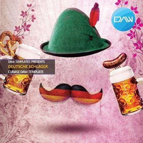 Deutsche-Schlager-Cubase-DAW-Template