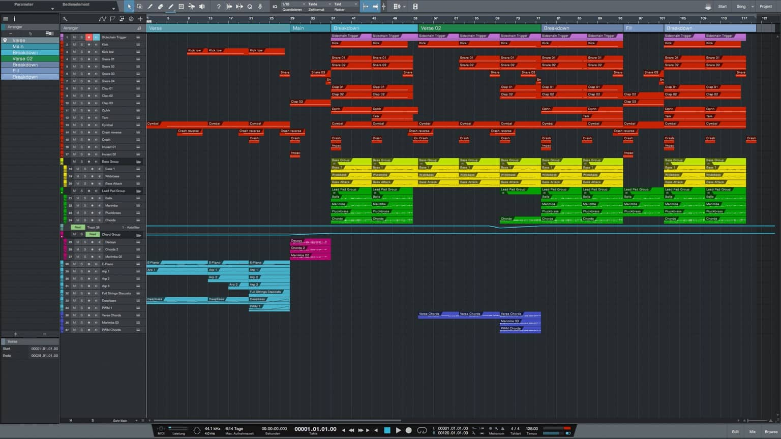 Deutsche-Schlager--Studio-One-DAW-Template1