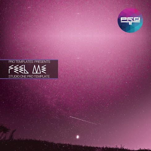 Feel-me-Studio-One-Pro-Template