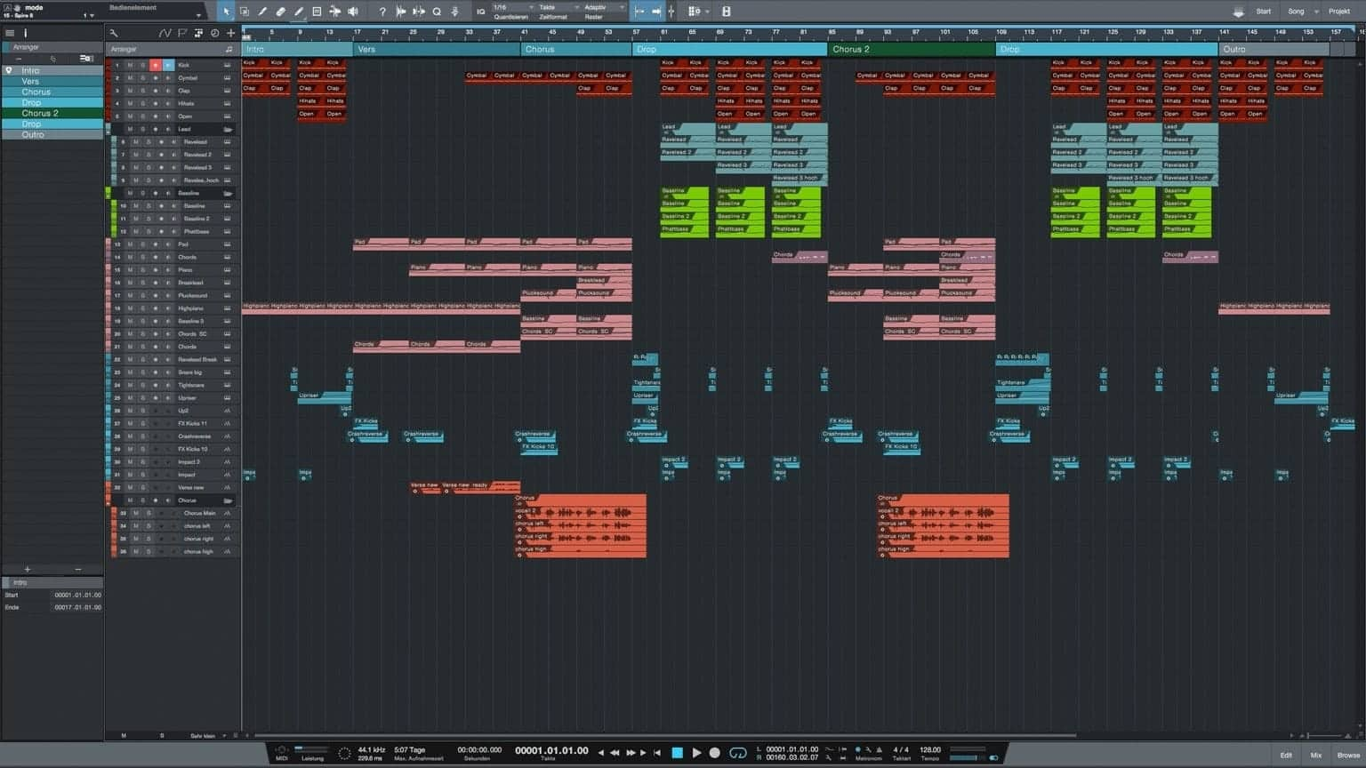 Feel-me-Studio-One-Pro-Template1