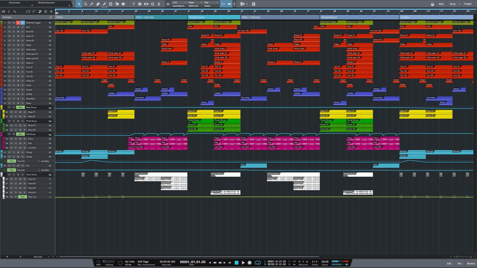 Long-Night-Studio-One-DAW-Template1