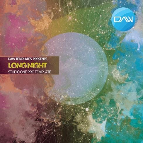Long-Night-Studio-One-Pro-Template