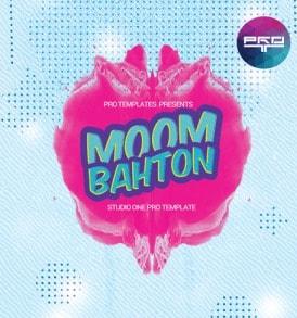 Moombahton-Studio-One-Pro-Template