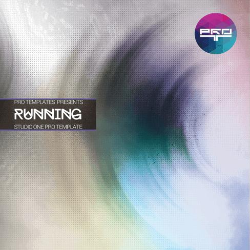 Running-Studio-One-Pro-Template