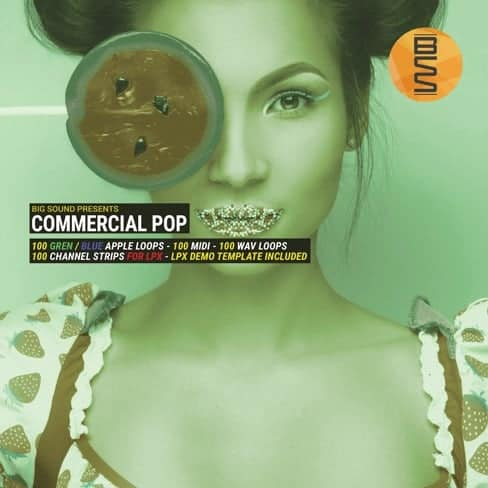 Big Sound Commercial Pop