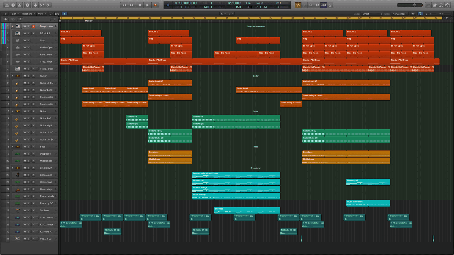 Blue-Sky-Logic-X-Pro-Template1