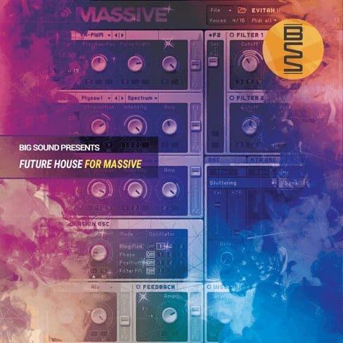 Future House 128 Massive Presets